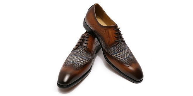 Chaussure derby homme mode 2021