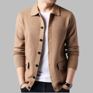Cardigan chic homme 2021