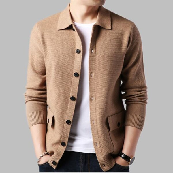 Cardigan chic homme 2020
