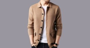 Cardigan style pour homme