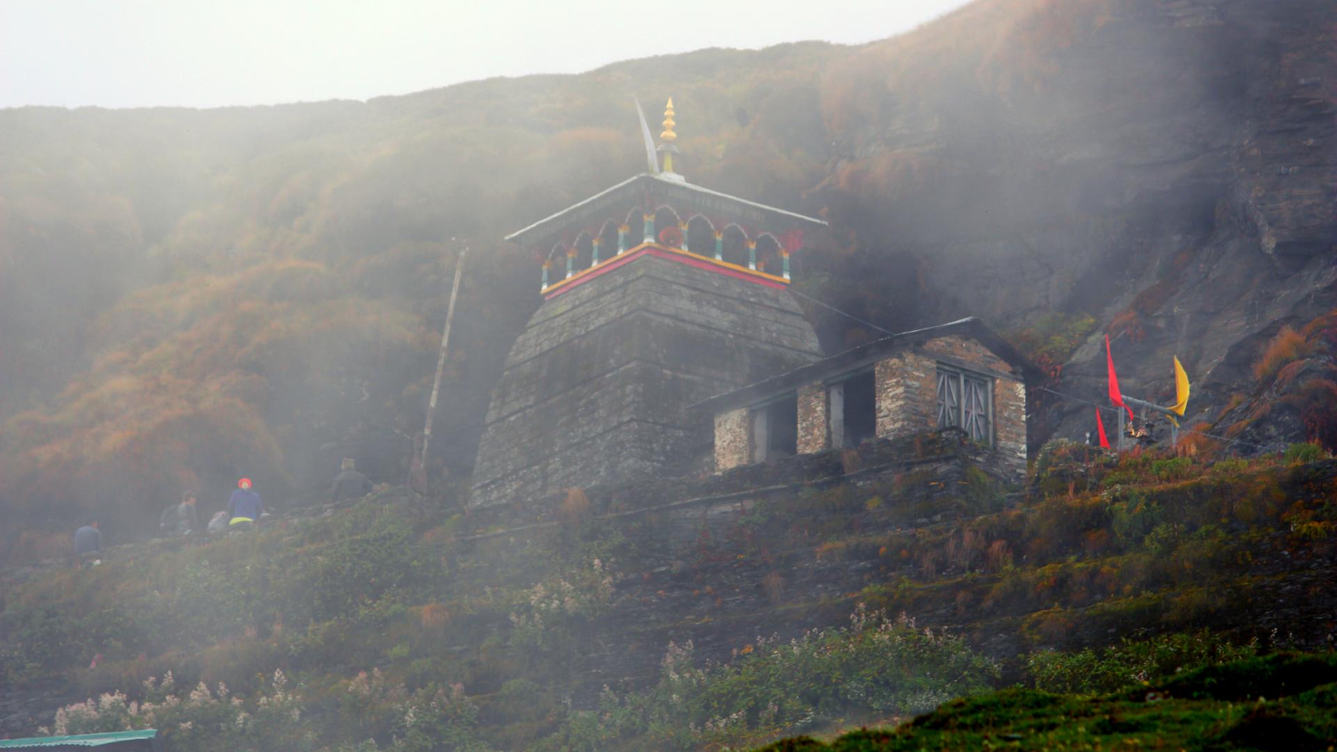 Tungnath Darshan and Chandrashila Summit (Day 2)