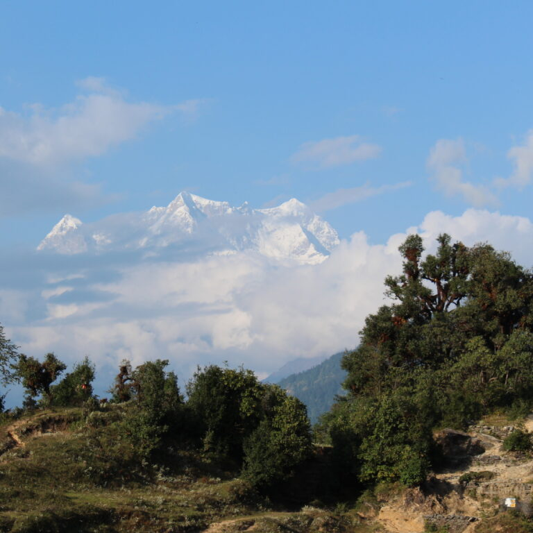 A solo trek to Deoriatal