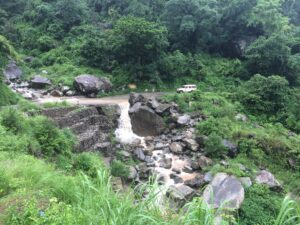 Lansdowne Weekend Trip, a serene and divine feeling