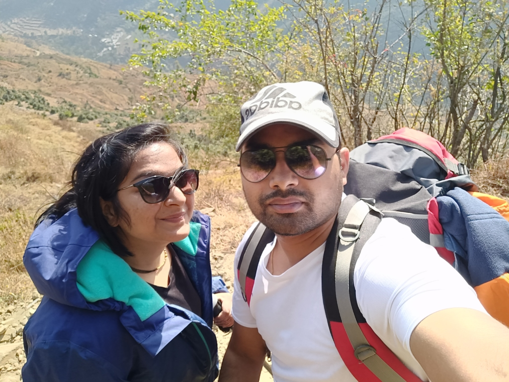 Nag Tibba Trek on the New Year Day