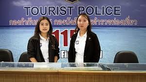 What do these girls think of the Farangs?