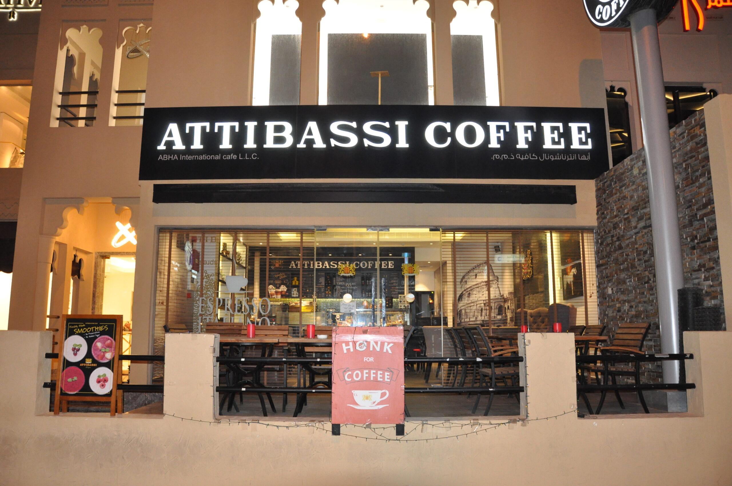 ATTIBASSI COFFEE