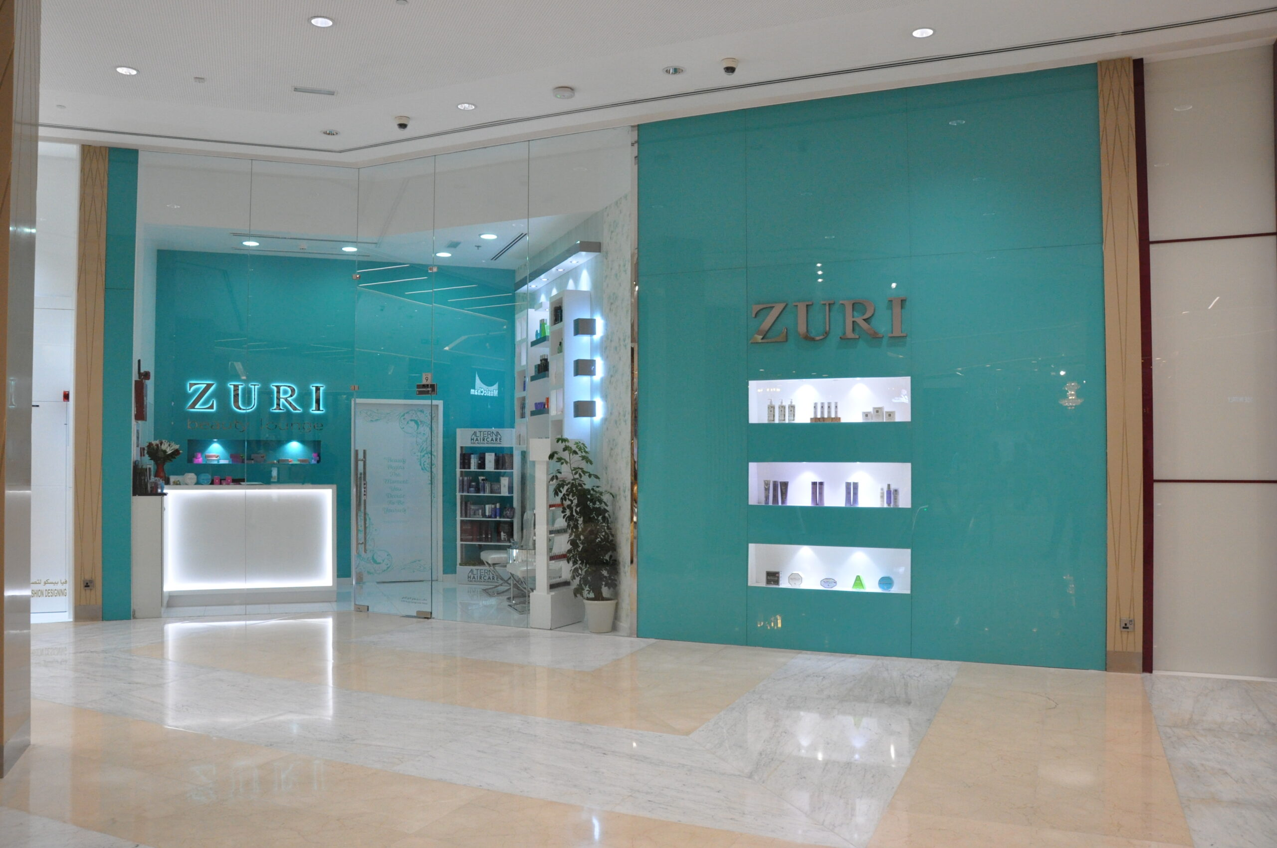 ZURI SALON