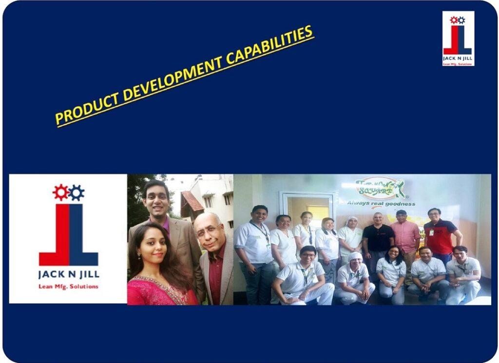 Product Development Capabilities - Product Portfolio