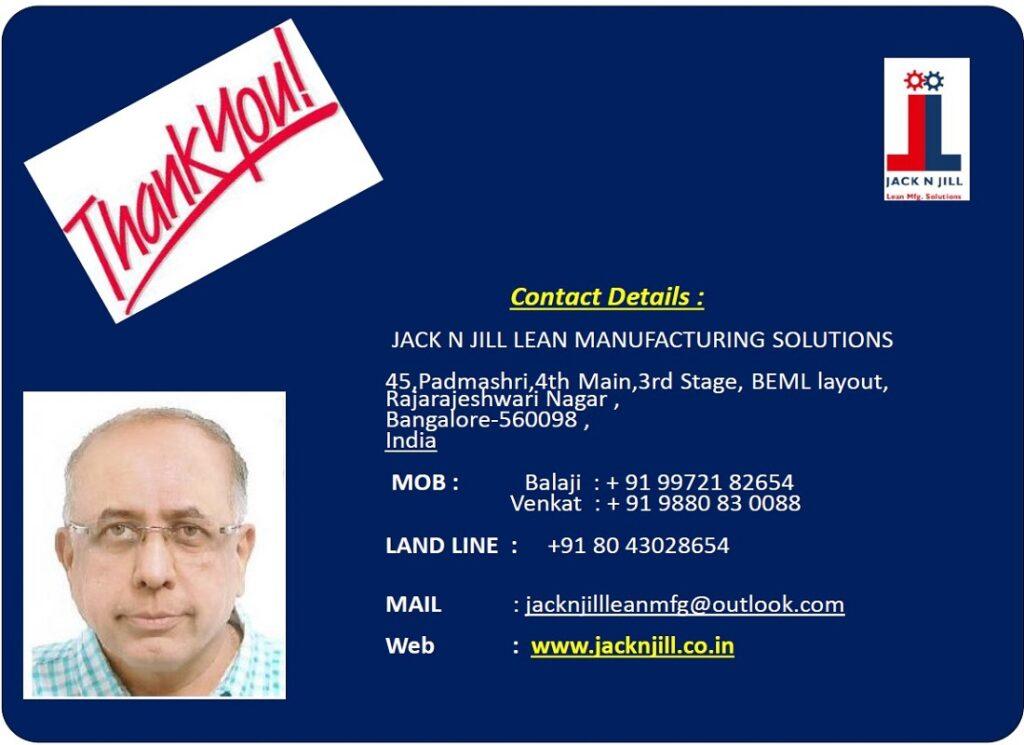 Contact Details - Product portfolio