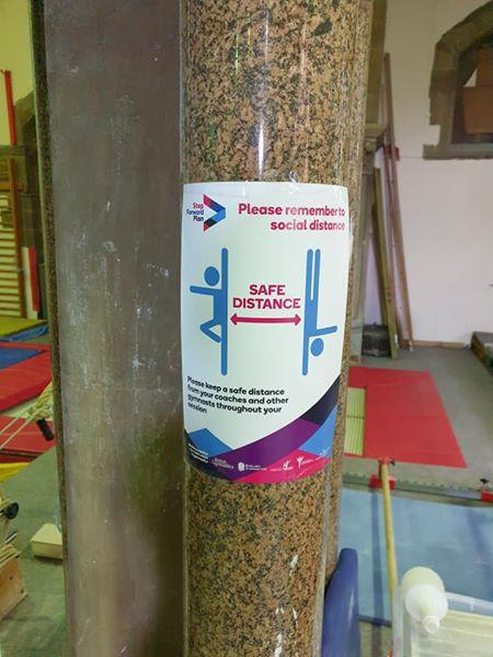 Greenhead Gymnastics Huddersfield Covid Return 3
