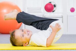 Greenhead Pre-school gymnastics