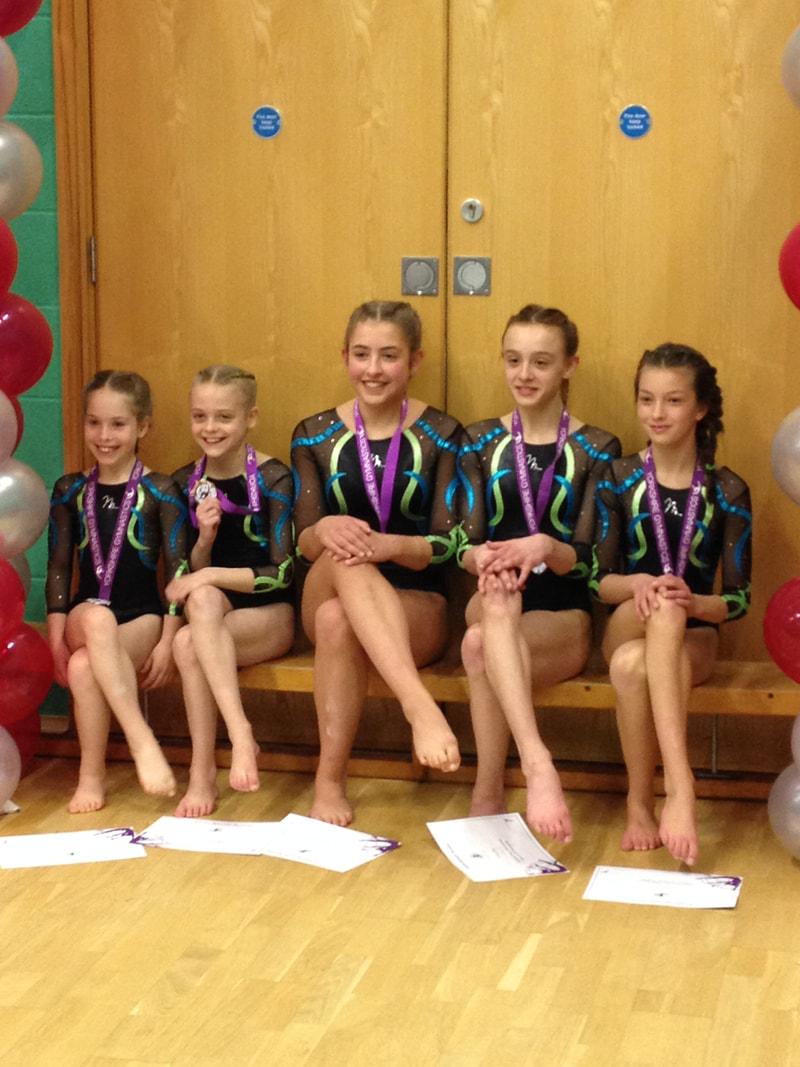 Greenhead Gym Club Enjoy Gymnastics! 1