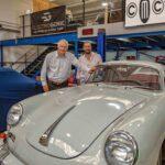 Electrogenic and Classic Motor Cars Ltd form strategic partnership