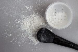 translucent powder - mascara tips and hacks