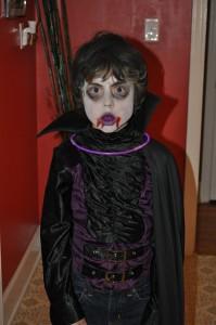 Braxton Halloween - Vampire