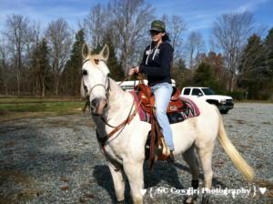 Trail Ride - Cedar Rock Park