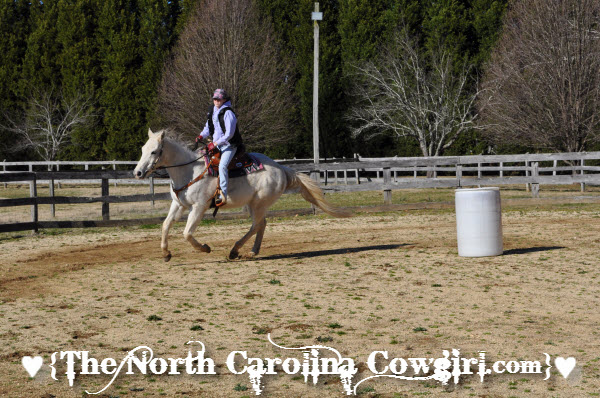 Loping around the Ring