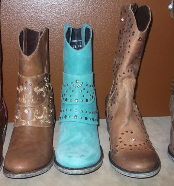 Lane Short Boots