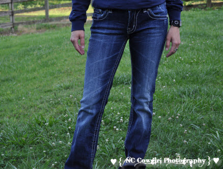 Miss Me Jeans Front View