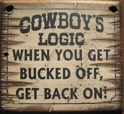 Cowboy Logic