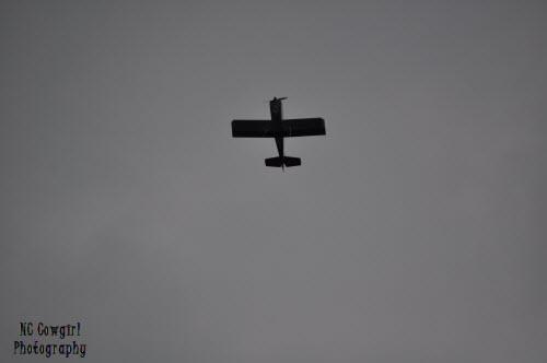 Flying Stunt Plane