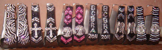 Bling Saddle Stirrups