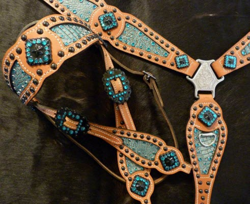 Custom Tack Set