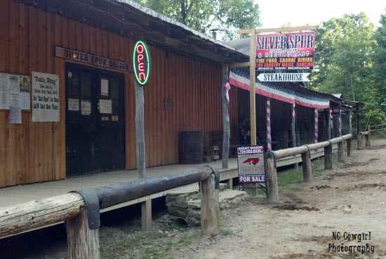Bar at Love Valley