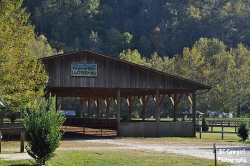 Leatherwood Mountains Indoor Arena