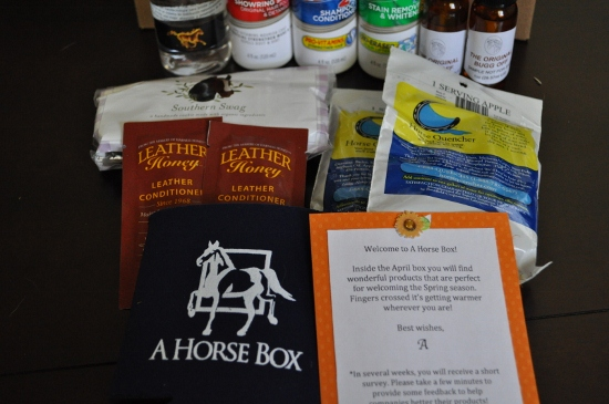 A Horse Box