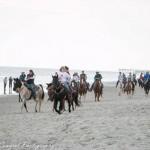 Trail Ride on the Beach