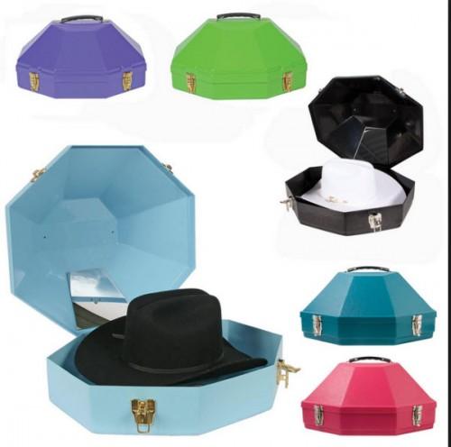 cowboy hat storage