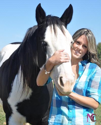 Horse Hair Bracelet Horse Model 2