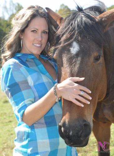 Horse Hair Bracelet Horse Model