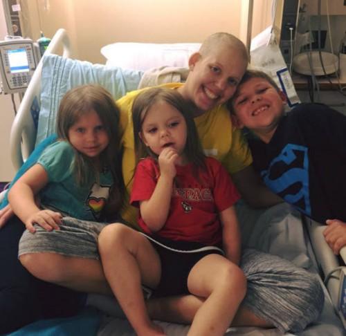Rachel Fighting Cancer