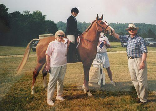dunn horse