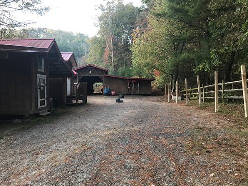 Shoal Creek Farm Barn