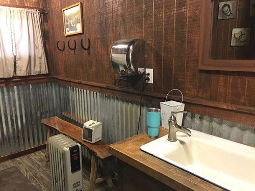 Shoal Creek Farm Bathhouse