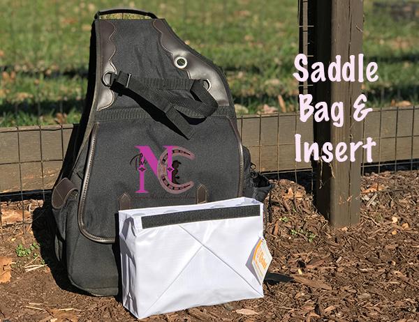 Showman Saddle Bag & Cashel Inserts