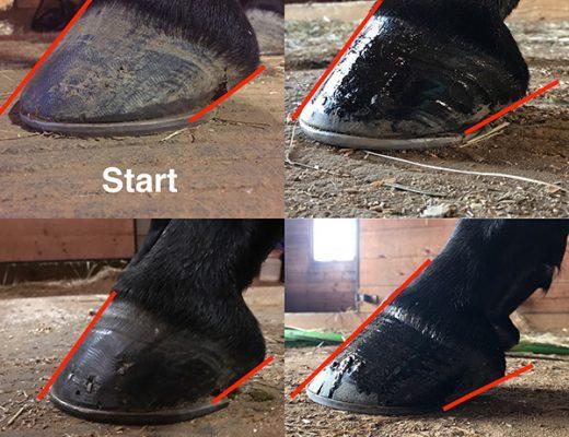 Underrun Heels