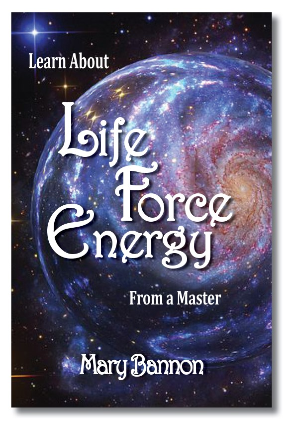 life force energy ebook cover