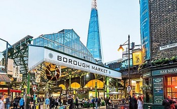 The best London markets for food lovers!