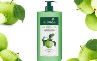 3 Reason to Use Green Apple Shampoo and Conditioner For Your Hair