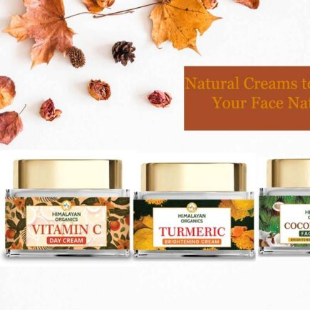 4 Natural Creams to Brighten Your Face Naturally