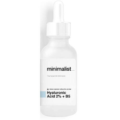 Minimalist Hyaluronic Acid 2% + Vitamin B5 Face Serum