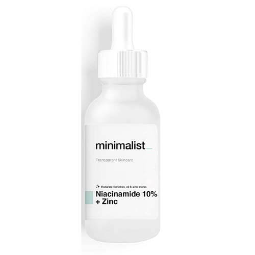 Minimalist Niacinamide 10% + Zinc Face Serum