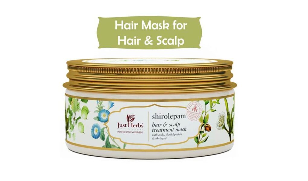 Natural Hair Mask to Treat Your Scalp and Hair