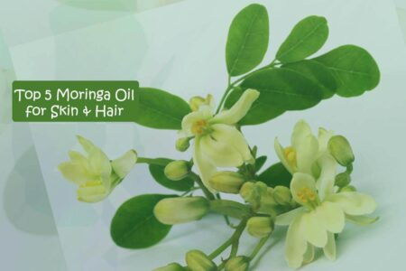 Top 5 Moringa Oil and Its Benefits for Skin and Hair