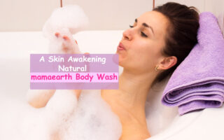 A Skin Awakening Natural Body Wash - mamaearth Body Wash - Just Launched