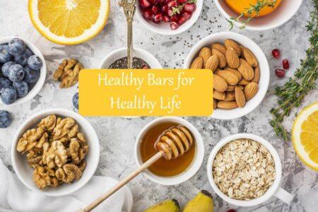 Amla, Banana, Choco, Lime Chai & Apple Bars Healthy Life (1)